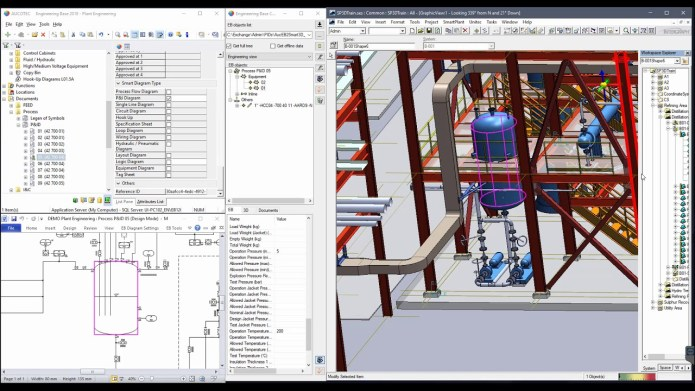 Working with Intergraph Smart 3D 2016 v11.00.84.0099 full