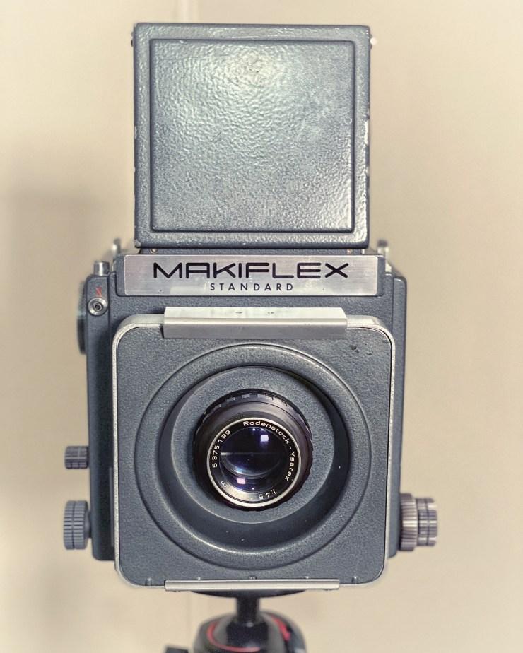 Plaubel Makiflex Standard (1966)