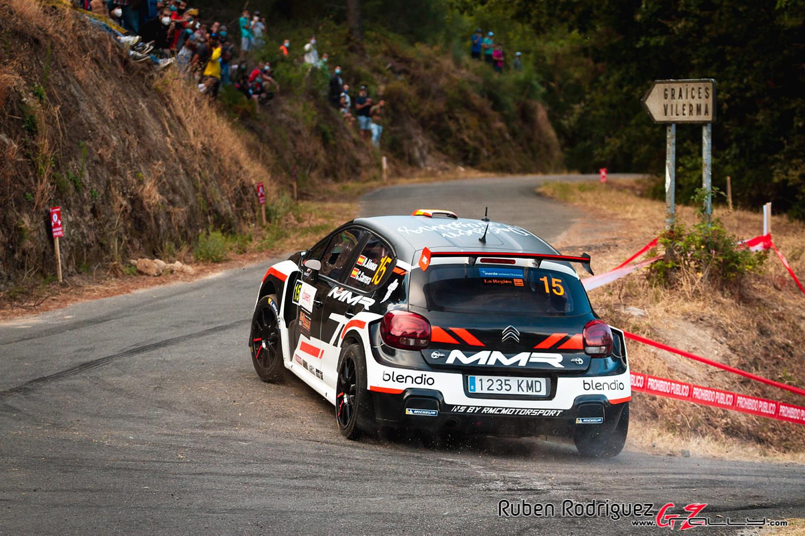 Rally de Ourense 2020 - Rubén Rodriguez