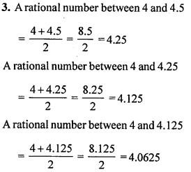 ML Aggarwal Class 9 Solutions for ICSE Maths Chapter 1 Rational Numbers Ex 1.1 Q5