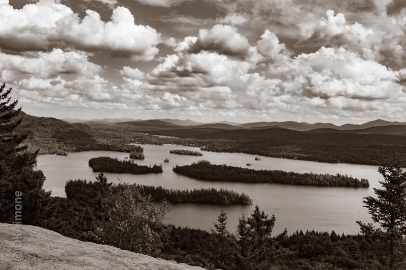 Adirondacks, Blue Mountain Lake