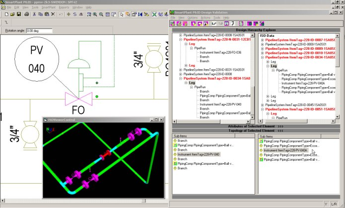 Working with Intergraph SmartPlant P&ID 2014 R1 full license