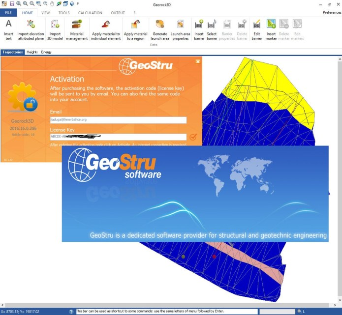 Working with GeoStru Products 2016 full license