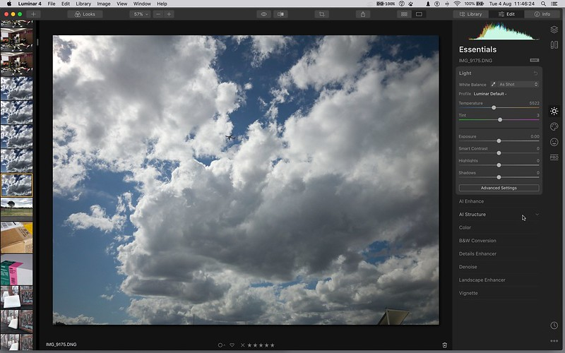 screengrab of Lumnar 4