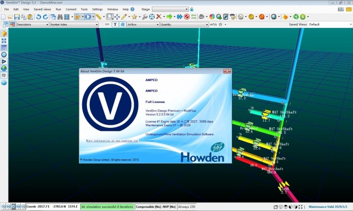 Working with Ventsim DESIGN Premium 5.2.6.7 full license