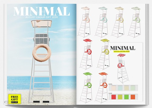 MINIMAL - August Group Gift 2020