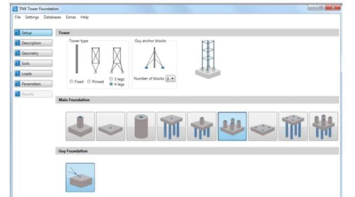 Working with Tower Numerics tnxFoundation 1.0.7.8