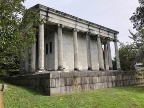 Milbank Mausoleum 1