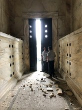Milbank Mausoleum 3