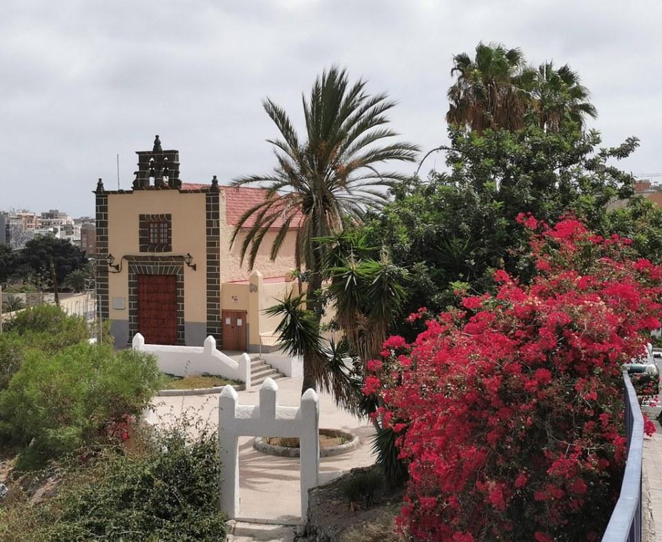 Ermita de San Roque Risco o Barrio de San Roque Las Palmas de Gran Canaria 02