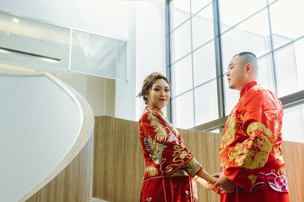 桃園婚攝/桃園晶宴會館婚禮紀錄-鈞華&芊霏