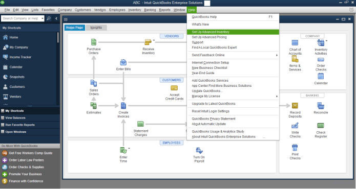Working with Intuit QuickBooks Enterprise Accountant 18.0 R4 full