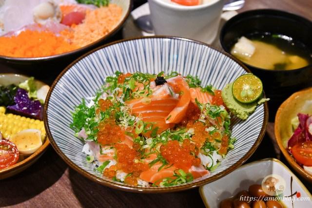 御浜川食事處, 台中平價日本料理, 台中平價海鮮丼, 台中海鮮丼推薦