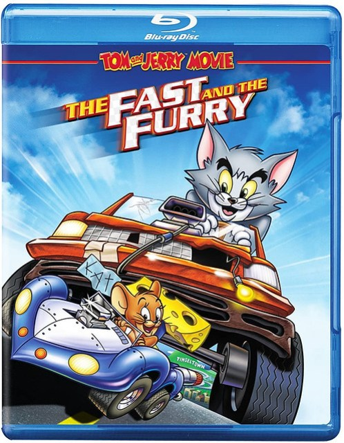 Tom & Jerry Movie: The Fast & The Furry #CampWarnerBros #MySillyLittleGang