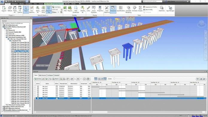 Working with Autodesk Navisworks Manage 2020 x64 full