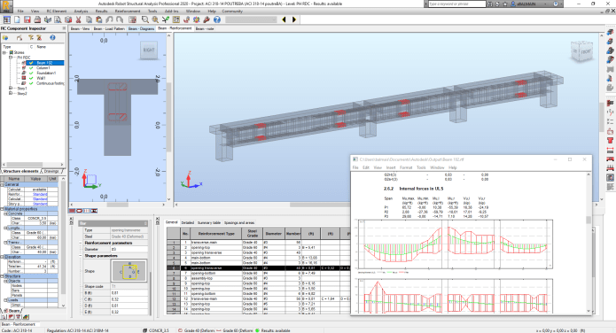 Working with Autodesk Robot Structural Analysis Professional 2020 full