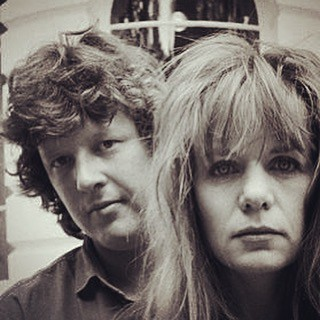 This afternoon 5-8pm on @BBC6Music, NowPlaying features a Talking Heads flavoured playlist suggested by listeners and curated live via Twitter by the lovely Chris Frantz and Tina Weymouth @frantzchris @tina.weymouth.rp #NP6Music