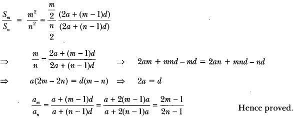 Arithmetic Progressions Class 10 Extra Questions Maths Chapter 5 with Solutions Answers 2