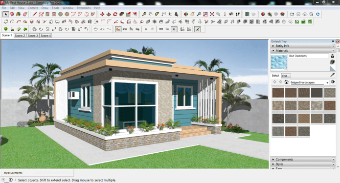 Working with SketchUp Pro 2020 v20.2.172 full