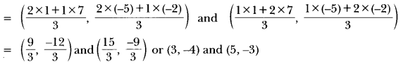 Coordinate Geometry Class 10 Extra Questions Maths Chapter 7 with Solutions Answers 16