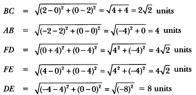 Coordinate Geometry Class 10 Extra Questions Maths Chapter 7 with Solutions Answers 78