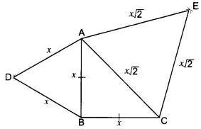 Triangles Class 10 Extra Questions Maths Chapter 6 with Solutions Answers 49