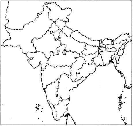 GSEB Solutions Class 9 Social Science Chapter 14 India Location Geological Structure and Physiography-II 6
