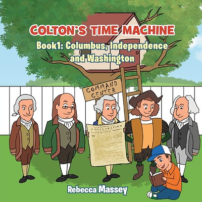 Kid's Book Series ~ Teaching About American History #MySillyLittleGang