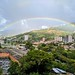 Rainbow over Medellín