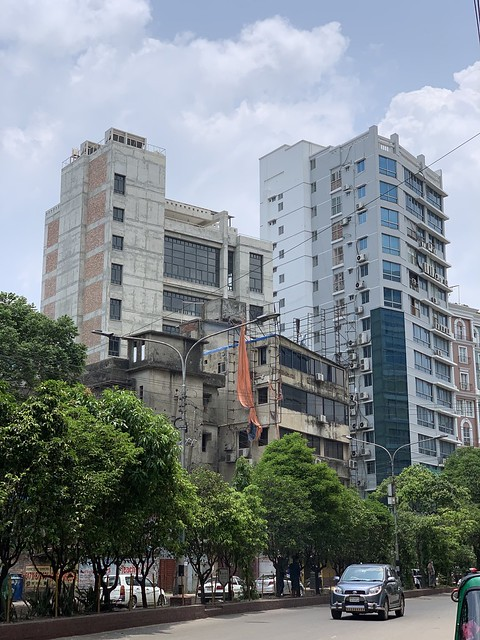 DrikPath building from Panthapath