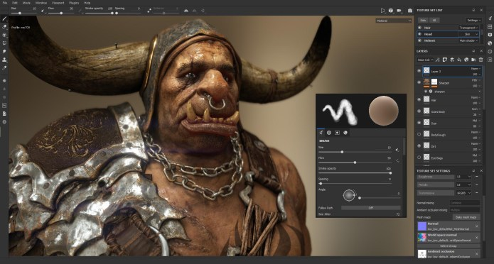Working with Substance Painter 6.2.1.529 full license