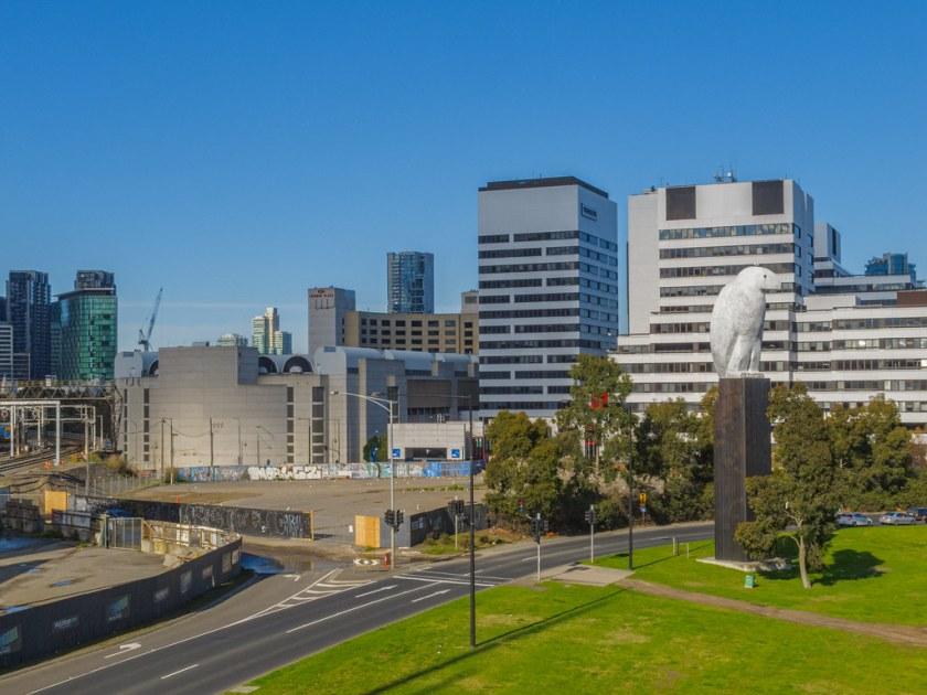 Docklands, Melbourne, Victoria, Australia. 2013-06-21 14:31:39