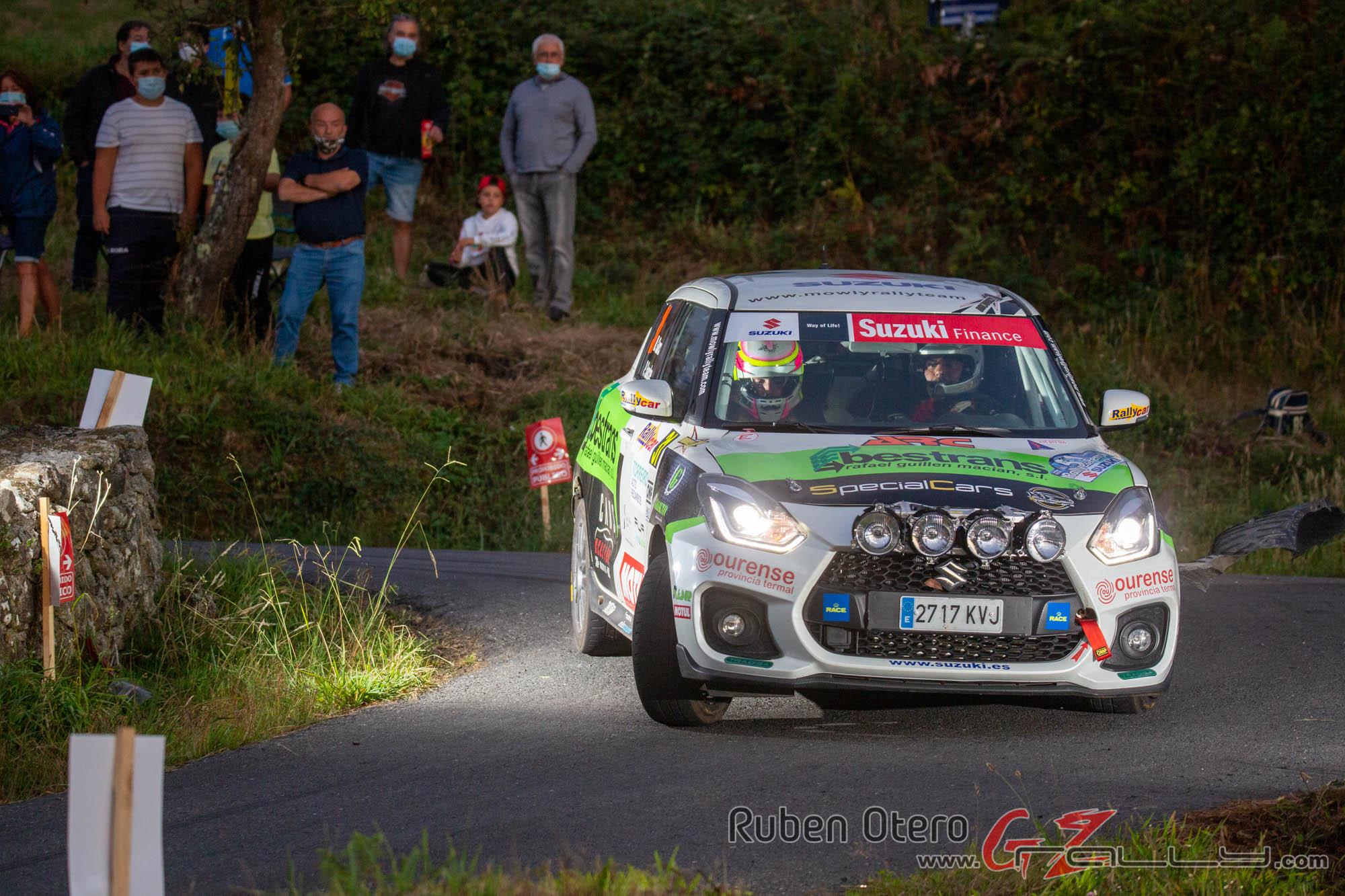 Rally de Ferrol 2020 - Ruben Otero