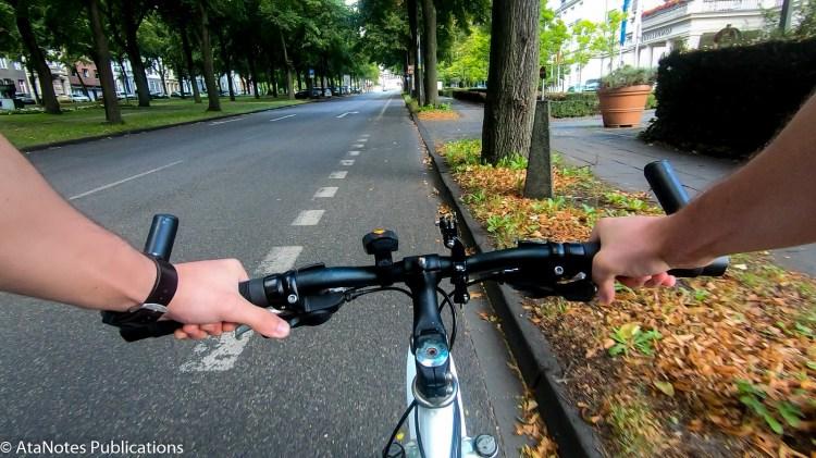 Cycling on Street