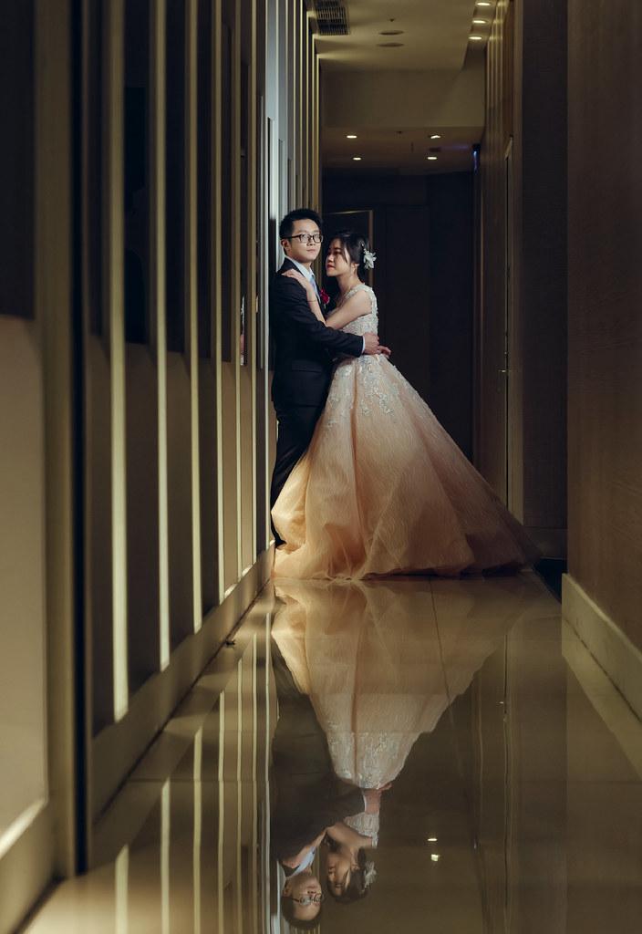 新北婚攝/中和晶宴會館婚禮紀錄-欣遠&秭綺