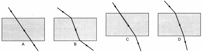 MCQ Questions for Class 10 Science Chapter 10 Light Reflection and Refraction with Answers 5