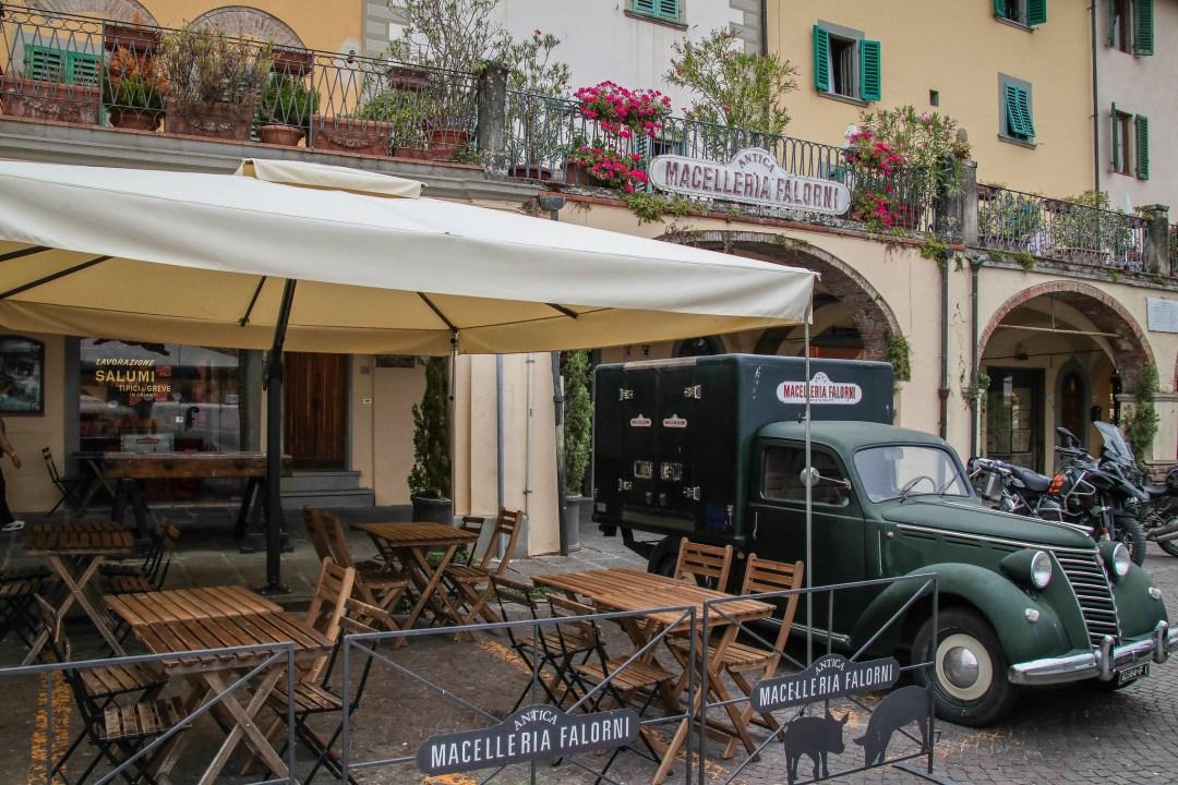 Antica Macelleria Falorni, Greve in Chianti