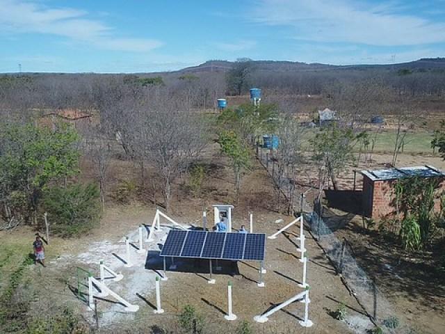 Codevasf inicia instalação de poços com energia solar na região do Médio São Francisco baiano