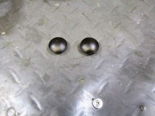 Timing Hole Plugs