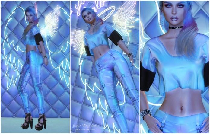 LOTD 1622 - Glowing Angel
