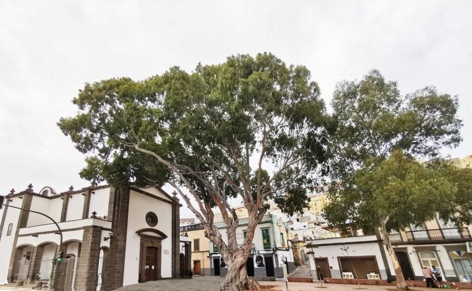 Barrio San Jose Iglesia San José Las Palmas de Gran Canaria 01