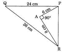 MCQ Questions for Class 10 Maths Chapter 6 Triangles with Answers 8