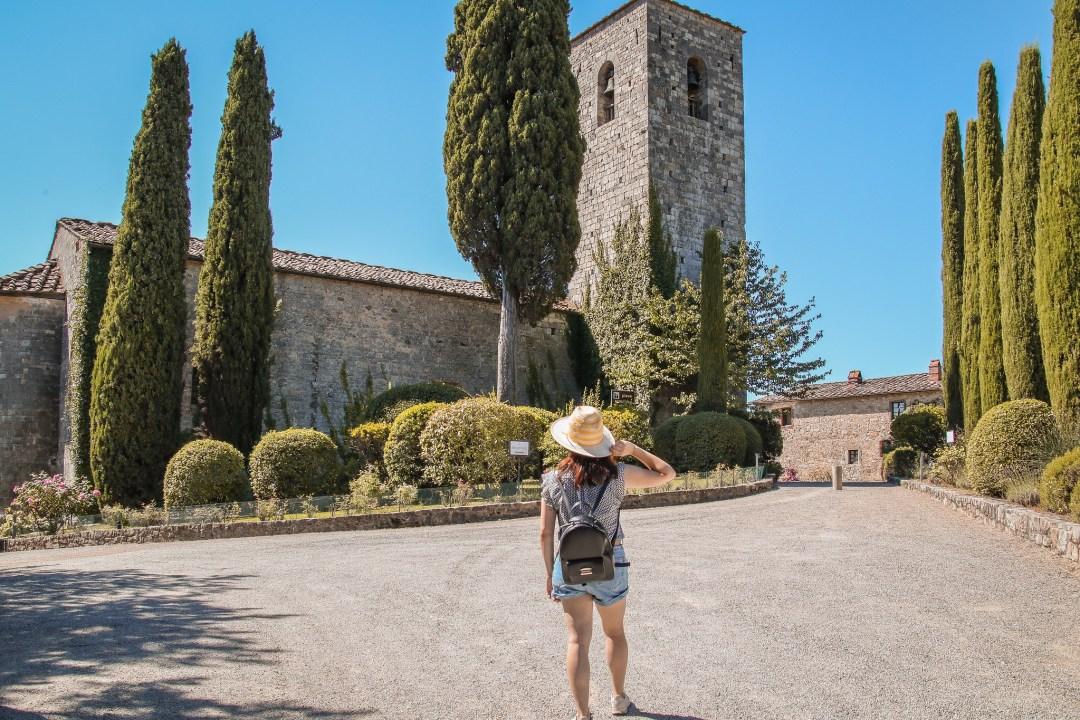 Pieve di Santa Maria a Spaltenna