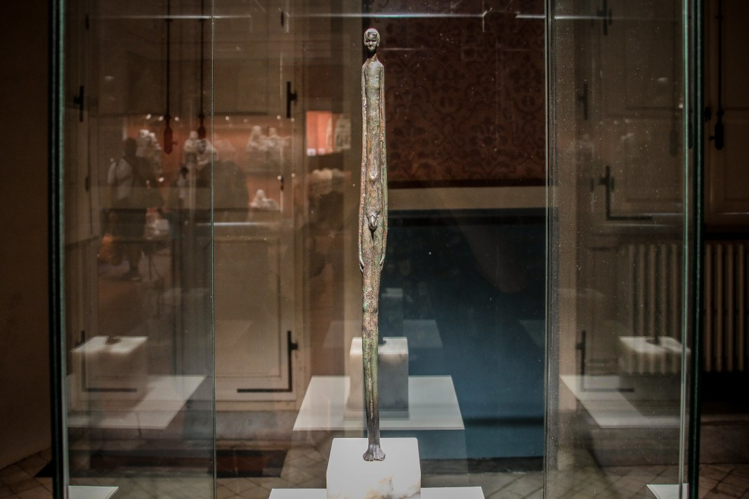 Museo Etrusco di Volterra, L'Ombra della Sera