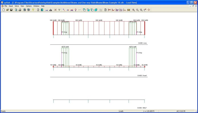 Working with StructurePoint spSlab v5.00 full