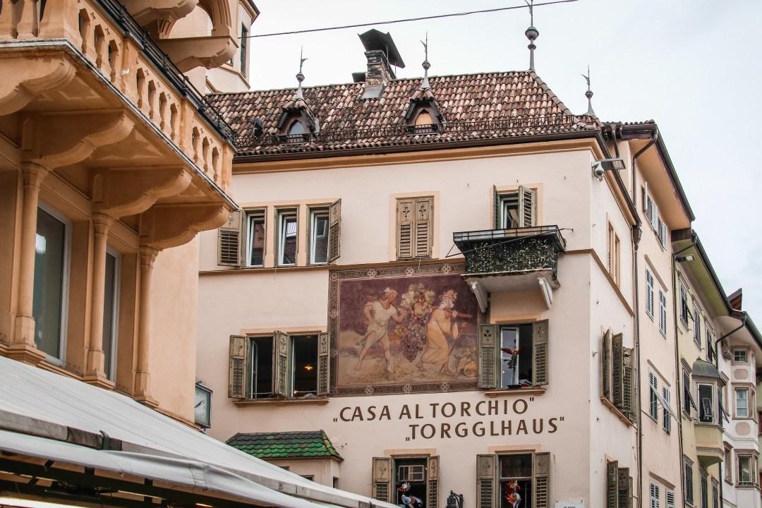 Casa al Torchio, Bolzano