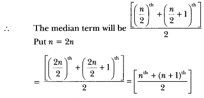 Statistics Class 10 Extra Questions Maths Chapter 14 with Solutions Answers 4