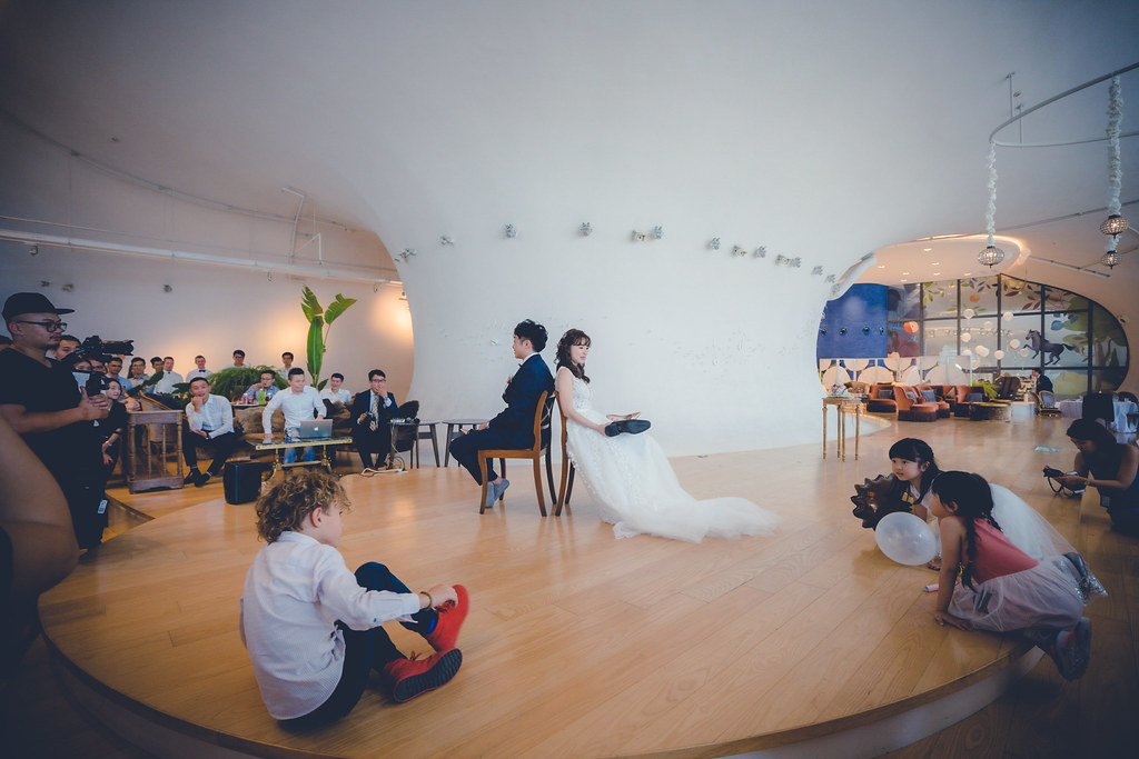 好樣食藝餐廳婚禮攝影