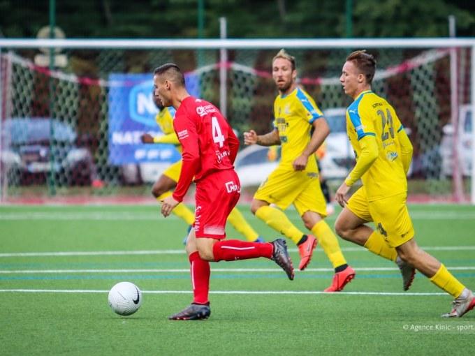FC Chamalières - Canet RFC (Saison 2020-2021)