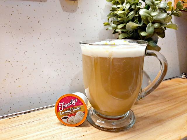 My Favorite Caramel Coffee Recipe @tworiversco #MySillyLittleGang